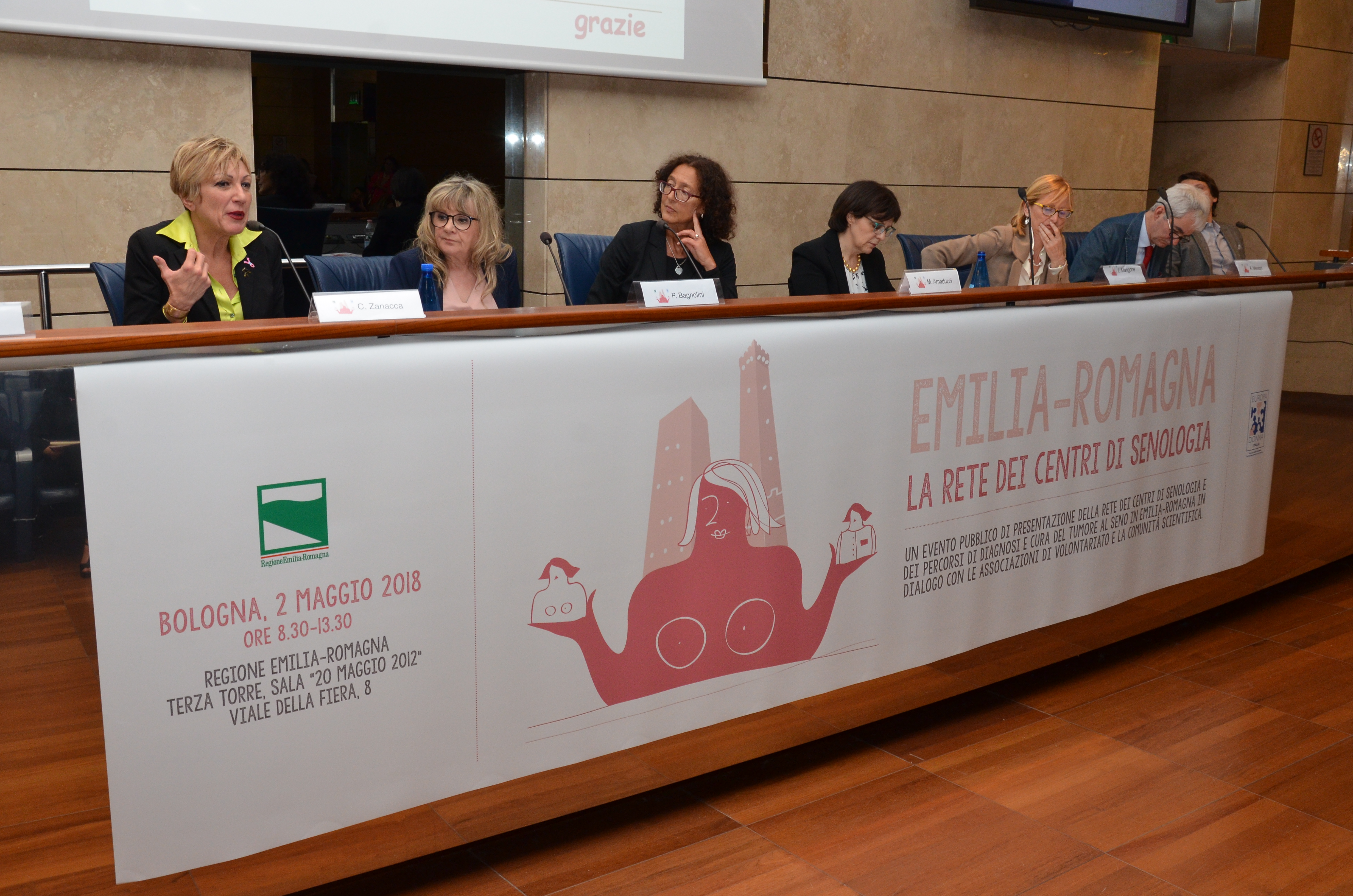 europa-donna-italia-tumore-al-seno-emilia-romagna-cecilia-zanacca-andos-parma-tavola rotonda
