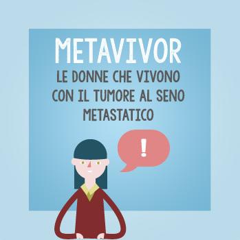 Metavivor le donne che vivono con il tumore al seno metastatico